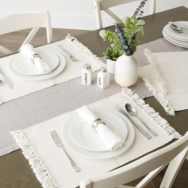 Dining decor FREE  SHIPPING Handmade  placemats Kitchen table decor 6 Napkins Set of 6  Tablemats