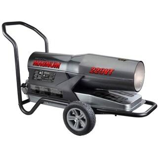 ProCom Recon Kerosene Forced Air Heater - 160,000-220,000 BTU, Multifuel, Model# R-PCK220VT