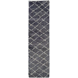 """Chione Ouray Blue Runner Rug - 2'2"""" x 7'10"""" runner"""