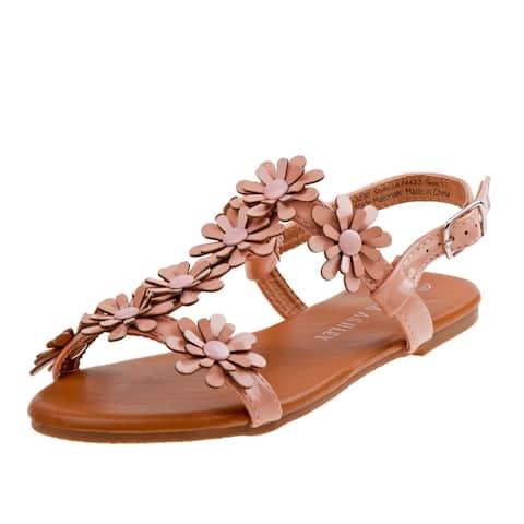 Laura Ashley Girls Sandals