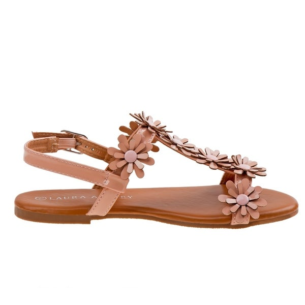 Laura Ashley Girls Sandals
