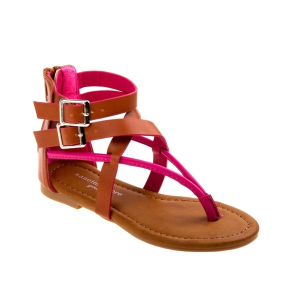 7496b1083f5b Shop Nanette Lepore Girls Sandals - Free Shipping On Orders Over  45 ...