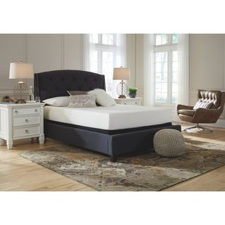 Signature Design by Ashley Chime 10 in Full Memory Foam Bed in a Box