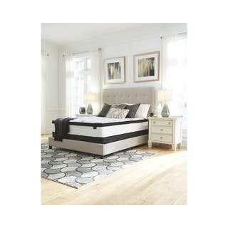 Signature Design by Ashley Chime 12 in Full Hybrid Bed in a Box