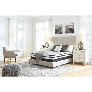 Signature Design by Ashley Chime 8 in Full Innerspring Bed in a Box