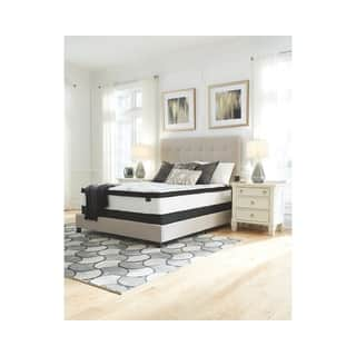 Signature Design by Ashley Chine 12 Inch Hybrid King Mattress in a Box