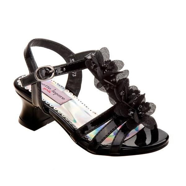 3dd21187f3c5 Shop Nanette Lepore Girl Dress Sandals - Free Shipping On Orders ...