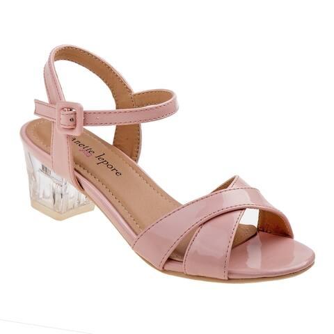Nanette Lepore Girls Dressy Sandal