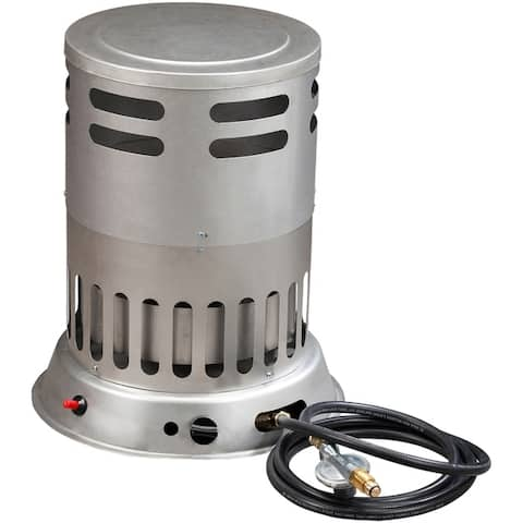 Procom Propane Convection Heater- 80,000 BTU, Model# PCC80V