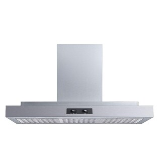 "Winflo O-W153C36HR 36"" Convertible Stainless Steel Wall Mount Range Hood"