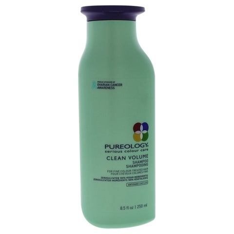 Pureology Clean Volume 8.5-ounce Shampoo