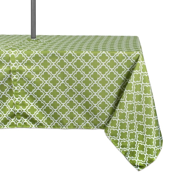 Design Imports Outdoor Tablecloth. Opens flyout.
