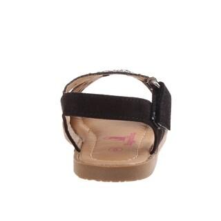 Rugged Bear Girl Sandal
