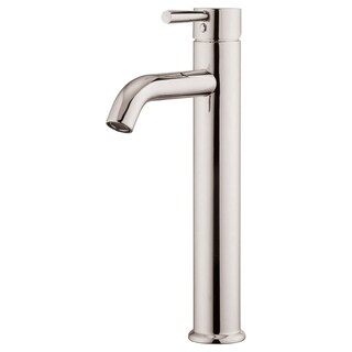Bar/Bathroom Faucet LB8B, Brushed Nickel Finish (Single Hole)