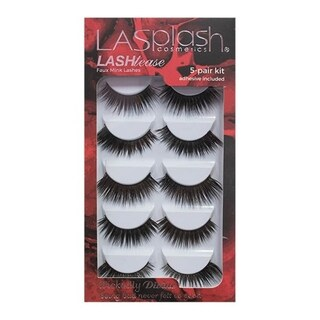 LA Splash LASHtease Wickedly Divine Eyelashes Kit
