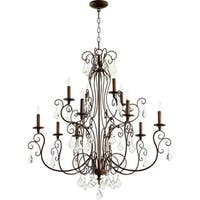Ariel 12-light Chandelier