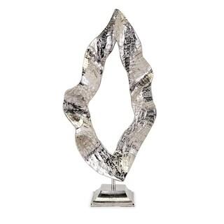 Macha Silver Sculpture