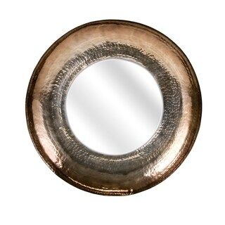 Niel Copper Concave Wall Mirror