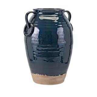 Emmett Dark Blue Urn