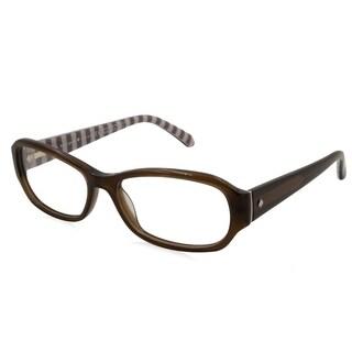 Kate Spade Rx Karly Brown Women Eyeglasses