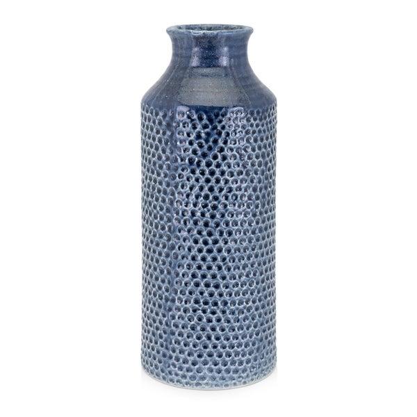 Skye Blue Large Vase