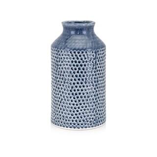Skye Blue Small Vase