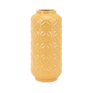 Cecila Yellow Small Vase