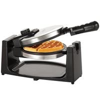 BELLA 14690 Classic Rotating Belgian Waffle Maker, Polished Stainless Steel