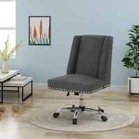 Chiara Home Office Desk Chair by Christopher Knight Home