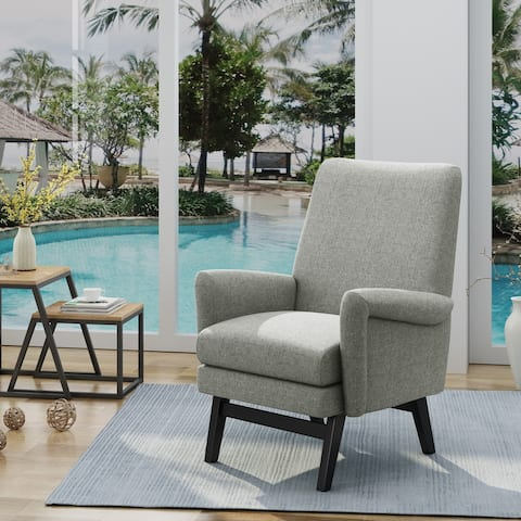 Maurya Contemporary Arm Chair by Christopher Knight Home