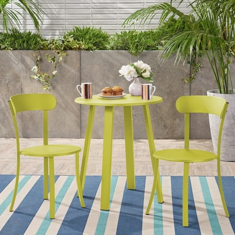 Barbados Outdoor Bistro Set by Christopher Knight Home