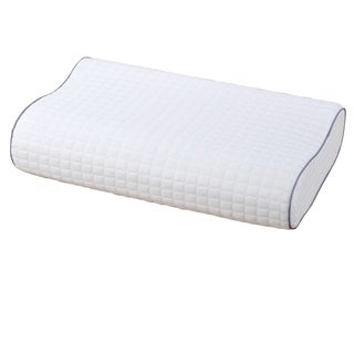 Serenta Contour Memory Foam Pillow - WHITE