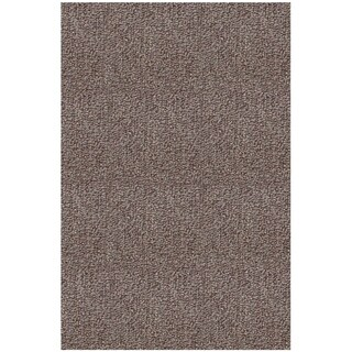 Shaw Berber Superior Beige Area Rug - 9' x 12'