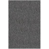 Shaw Berber Superior Grey Area Rug - 9' x 12'