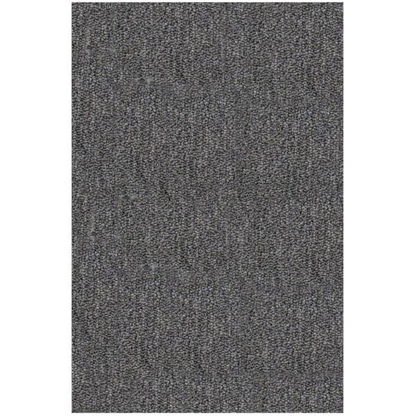 Shaw Berber Superior Grey Area Rug 9 X 12