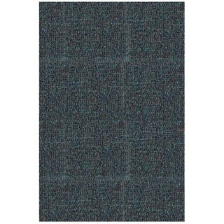 Shaw Berber Superior Green Area Rug - 9' x 12'