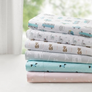 Link to Intelligent Design Novelty Printed Sheet Set Similar Items in Kids Sheets & Pillowcases