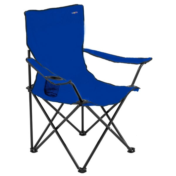 Shop Steel Extra Long High Back Large Quad Chair Free