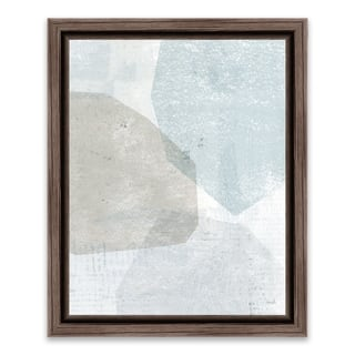 """""""Pensive II"""" Framed Printed Canvas - 13.25W x 16.25H x 1.25D - Multi-color"""