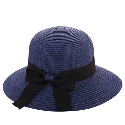 585949fc600ebc Buy Blue, Wide Brim Women's Hats Online at Overstock | Our Best Hats ...