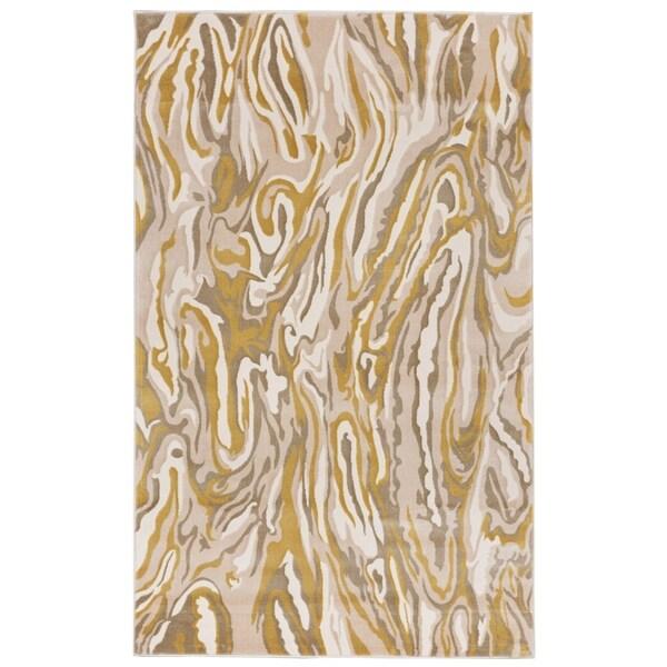 "Organic Swirl Rug (9'10"" x 12'6"") - 9'10"" x 12'6"""