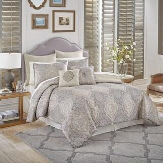 Vue Signature Varna 7-Piece Comforter Set - Neutral