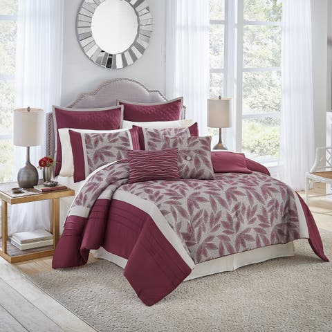 Vue Signature Mercer 7-Piece Comforter Set