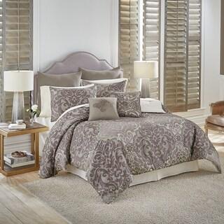 Vue Signature Ritz 7-Piece Comforter Set - Taupe
