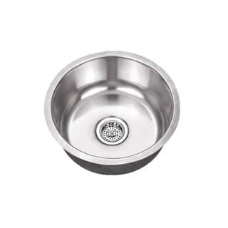Buy Round Kitchen Sinks Online at Overstock.com | Our Best Sinks Deals