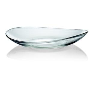 "Majestic Gifts  European High Quality Glass Centerpiece Bowl-15.5"" Diameter"