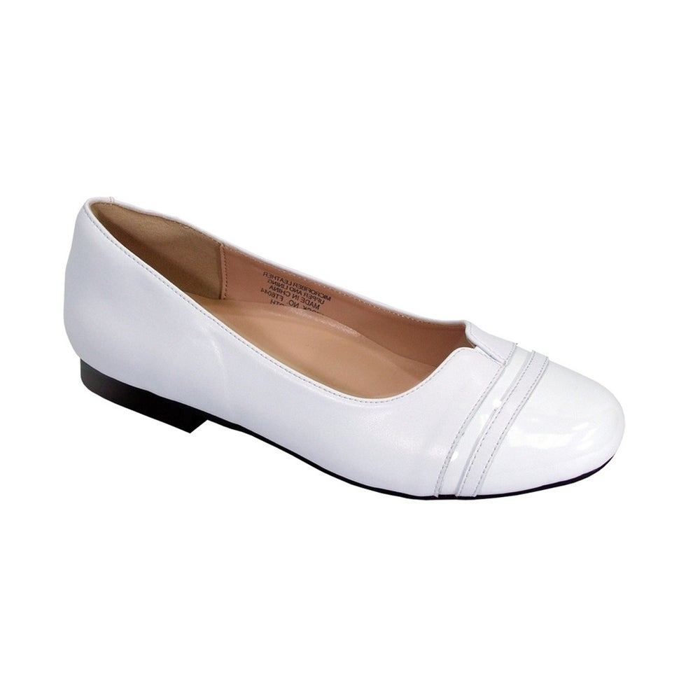 Buy Extra Wide Women's Flats Online at