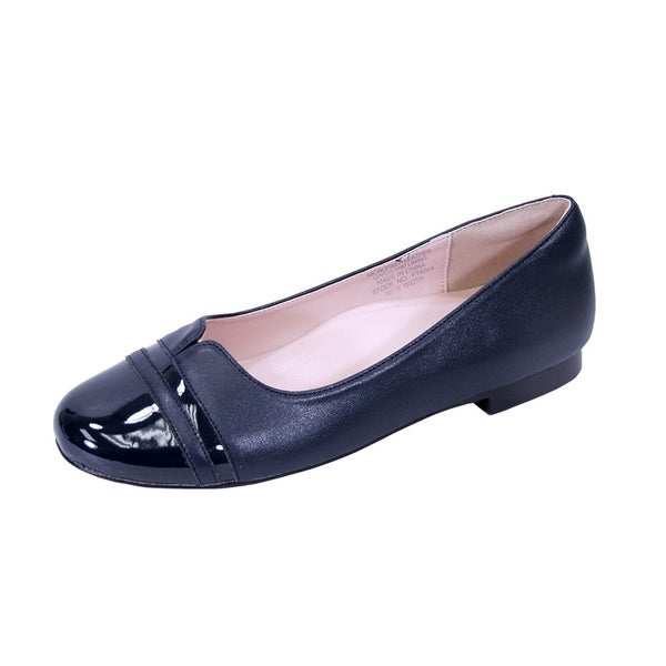 Buy Blue, Extra Wide Women's Flats