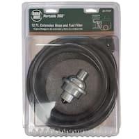 Dura Heat Portable 360 Propane Heater 12 Foot Extension Hose & Filter Kit