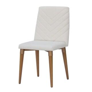 Manhattan Comfort Utopia Mid Century Upholstered Dining Room Chair